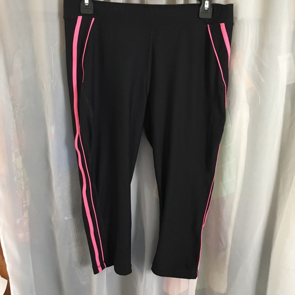 many fashionable luxuriant in design choose authentic Xersion Workout Pants Sz M Black & Pink